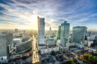 Warsaw, city center
